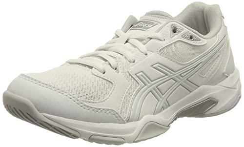 Asics Gel-Rocket 10, Zapatillas de vóleibol Mujer, White/White, 39 EU