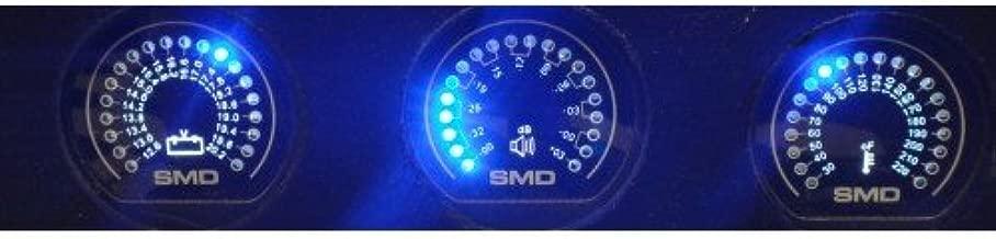 SMD Triple Play VM-1 (12v Volt Meter), OM-1 (Output), TM-1 (Temperature/cooling fan control) Combo Pack