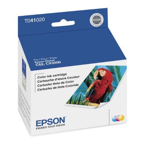 Epson T041020 Ink Cartridge (Cyan/Magenta/Yellow)