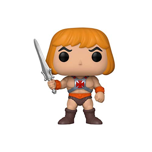 Funko Animation: Masters of The Universe - He -Man, Mehrfarben