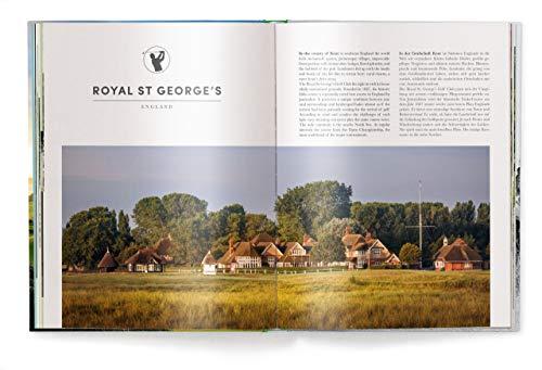 Golf - Das ultimative Buch, Golf-Legenden und Lifestyle, alles für den passionierten Golfer (Deutsch, Englisch) 25 x 32 cm, 256 Seiten - 4