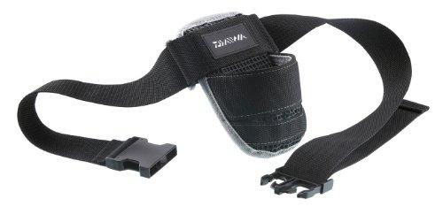 Daiwa Drillgürtel, schwarz/grau, 17x21x7 cm, 15800-005