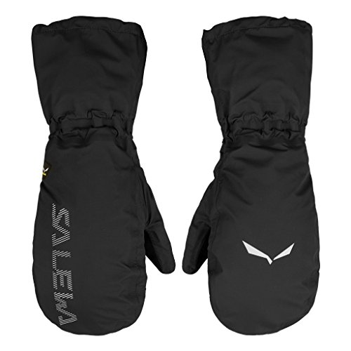Salewa Ortles PTX 3L Overmitten Handschuhe, Black Out, M