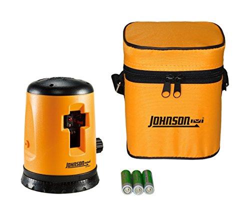Johnson Level & Tool 40-0912 Cross Line...