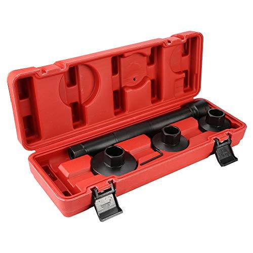 Ejoyous 4-teiliges Axialgelenk Spurstangen Schlüssel Abzieher Spurstangengelenk, Werkzeug Spurstangen Montage Demontage Werkzeug 30-35 35-40 40-45mm