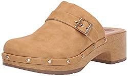 top 10 dr scholl clogs Reversible Women's Shoes by Dr. Scholl, Smooth Nude, 11m