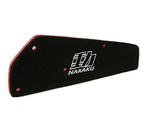 Luftfilter Einsatz Naraku Double Layer für KREIDLER Flory 50 4 Takt