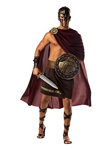 California Costumes Men's Spartan Warrior Costume