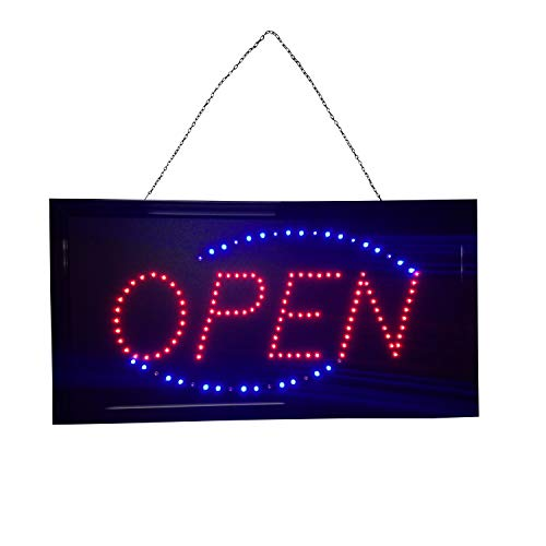 OPEN Neon Sign LED Electronic Displ…