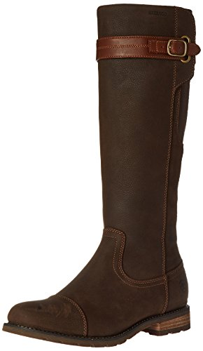 Ariat Women's Stoneleigh H2O Country Fashion Boot, Guinness, 6.5 B US
