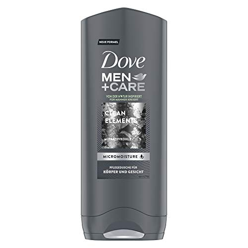 Dove Men+Care Duschgel Clean Elements, 250 ml