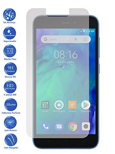 Todotumovil Protector de Pantalla Xiaomi Redmi Go de Cristal Templado Vidrio 9H para movil
