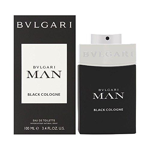 Bulgari Bvlgari Man Black Cologne Edt Vapo 100 Ml 1 Unidad 100 g