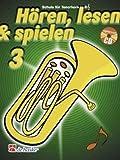 Escuela para tenor/eufónico banda 3 (con CD de audio), curso de aprendizaje ISBN 97890431...