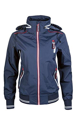HKM PRO Team Reitjacke -International-, dunkelblau, L
