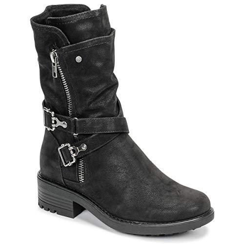 BULLBOXER 427583F6SBKBK Enkellaarzen/Low boots dames Zwart Laarzen