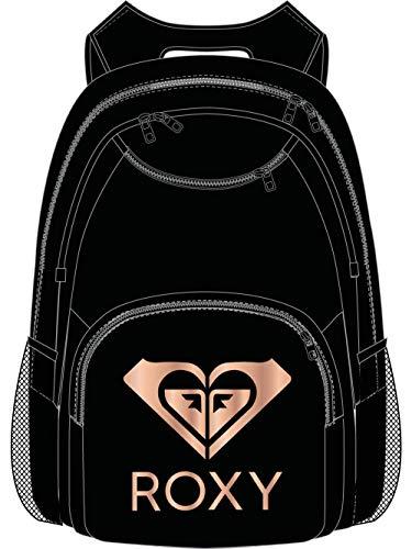 Roxy Shadow Swell 24L - Mochila mediana - Mujer - ONE SIZE - Negro
