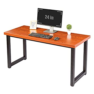 "TOPSKY 59"" Big Large Computer Office Desk 1.18"" Board + 0.7"" Frame"