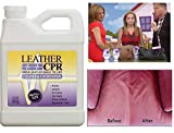 Leather CPR 32oz Bottle - Irritant-Free Leather Cleaner & Conditioner for Your Home