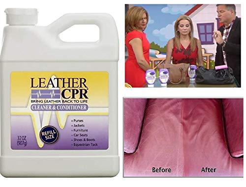 Leather CPR Cleaner amp Conditioner 32oz