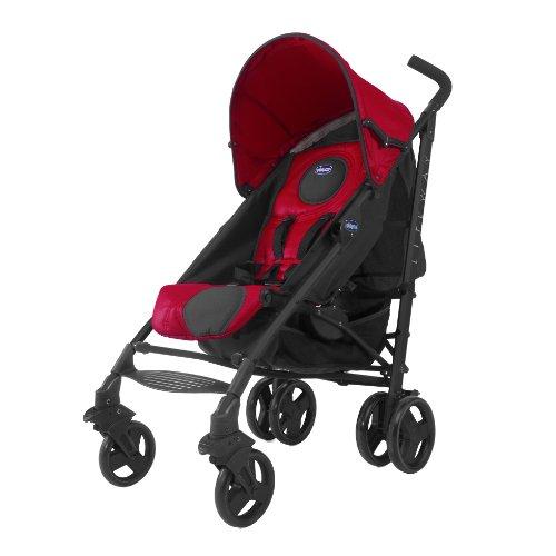 Chicco Liteway - Silla de paseo, color rojo