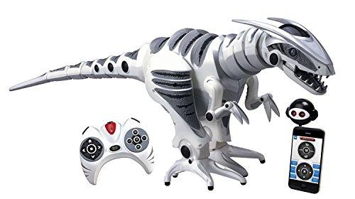 WowWee Roboraptor X - Robot Dinosaur Toy with Remote Control