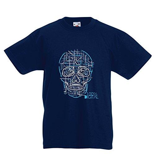 lepni.me Kids T-Shirt 100% Digitaal - IT Tech Support Nerds Geeks Humor Gamer Gift