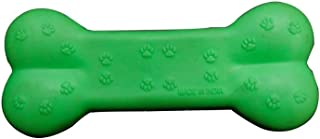 Naaz Pet Supplies Non-Toxic Dog Teething/Biting/Chewable Toy for Puppies/Large Dogs Teething Rubber Bone Shape Toy 15.5 cm...