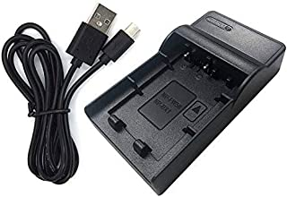 【PCATEC】 SONY NP-BX1対応互換USB充電器☆デジカメ用USBバッテリーチャージャー☆for Sony NP-BX1, NP-BX1/M8,DSC-HX50V, DSC-HX300, DSC-HX400,DSC-RX1, DSC-RX1R, DSC-RX100