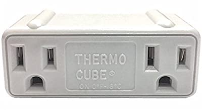 Farm Innovators Model TC-1 Cold Weather Thermo Cube Thermostatically Controlled Outlet