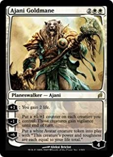 Magic: The Gathering - Ajani Goldmane - Lorwyn