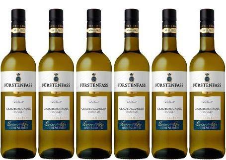 2019 Weinkellerei Hohenlohe Fürstenfass Grauburgunder Kabinett trocken (6x0,75l)