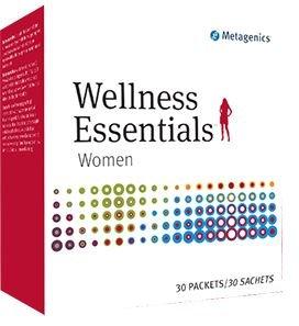 Metagenics Wellness Essentials Women's 30 Packets