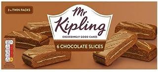 Mr Kipling Chocolate Slices 6pk