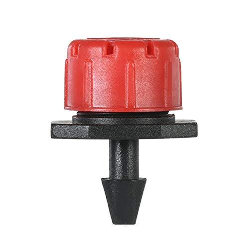 10pcs Micro barboteur d/'irrigation goutte à goutte réglable émetteur jeu eau Drippers