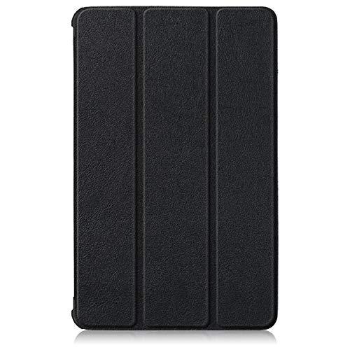 Hious Hülle für Samsung Galaxy Tab S6 Lite 10,4 Zoll Slim PU Leder Smart Schutzhülle Flip Case Kompatibel mit Galaxy Tab S6 Lite 2020 P610/P615 Tasche