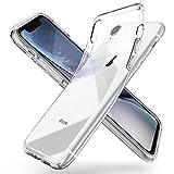【Spigen】 iPhone XR ケース 6.1インチ 対応 TPU 傷防止 レンズ保護 超薄型 超軽量 Qi充電 ワイヤレス充電 クリア リキッド・クリスタル 064CS24866 (クリスタル ・クリア)