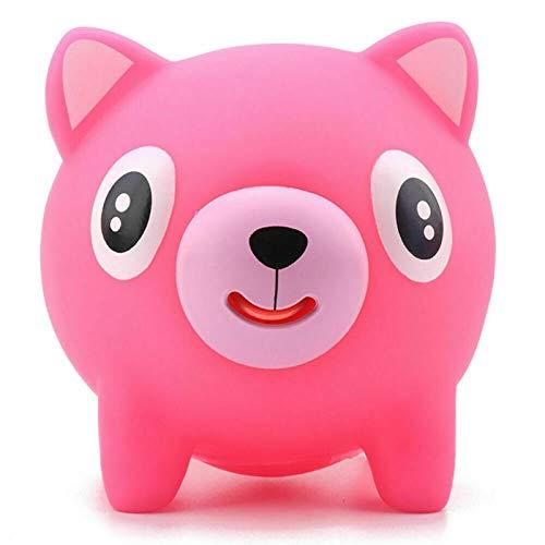 HHYSPA Sprechen Tier Jabber Ball Zunge heraus Stress abbauen Soft Ball Spielzeug, Handball Spielzeug Stress abbauen Spielzeug für Kinder Geschenk für Kinder, Jugendliche, sogar Erwachsene pink