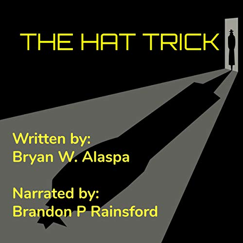 The Hat Trick audiobook cover art