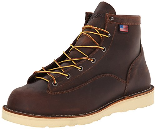 Danner Men?s Bull Run 6? Work Boot