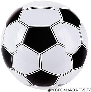 SET of 6 Inflatable Soccer Balls (16