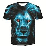 SSBZYES Camiseta para Hombre, Camiseta De Verano De Manga Corta para Hombre, Camiseta con Cuello Redondo para...