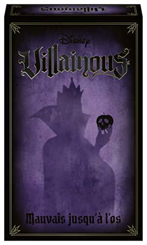 Ravensburger Disney Villainous Mauvais jusqu'à l'os 26297 - Extensión 1 de juego...