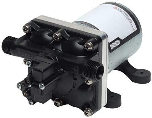 Shurflo Revolution Standard 12v Automatic Classic Demand RV Max 62% OFF Popular popular Pump