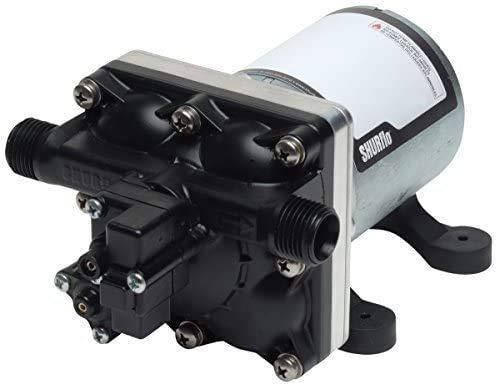 Shurflo Revolution Standard 12v Automatic Demand Pump Classic RV Pump 4008-101-E65