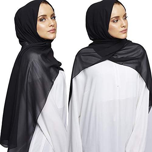 Cheap chiffon hijabs _image2