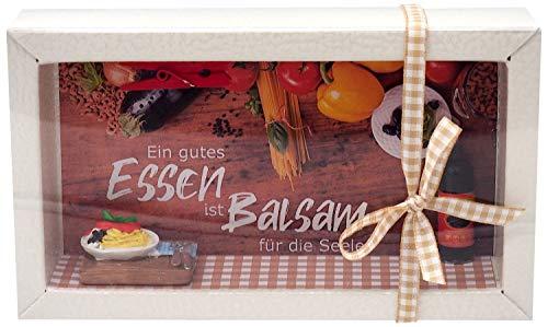 ZauberDeko Geldgeschenk Verpackung Essen Restaurant Essensgutschein Gutschein Geschenk Geburtstag