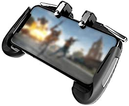 Mobile Game Controller, for PUBG/Rules of Survival/Survivor Royale Mobile Controller L1R1 Mobile Game Trigger Joystick for...