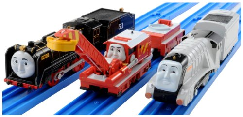 [Legendary Hero] The popular set: ~Hiro/Rocky/Spencer~ Pla rail