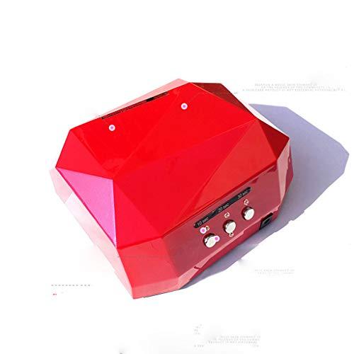 LED Nagel Lampe, Automatische Induktions 36W Diamant Lampe CCFL + LED Nagel Lampe Mehrstufige Timing Nagel Phototherapie Maschine